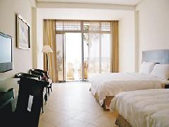 墾丁 夏都沙灘酒店_客房_波西塔諾館家庭房海景1F2F3F
