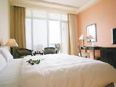 墾丁 夏都沙灘酒店_套房_波西塔諾館蜜月套房海景