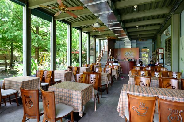 宜蘭冬山 童話村有機農場民宿_餐廳_餐廳