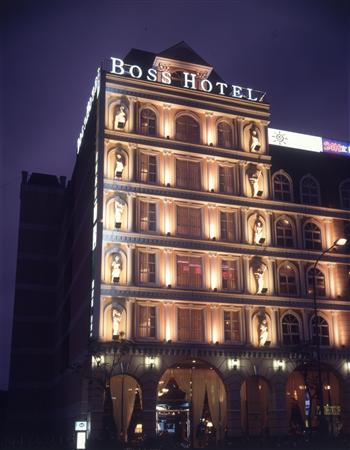 宜蘭 伯斯飯店_酒店外觀_酒店外觀