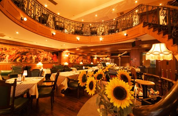 宜蘭 伯斯飯店_餐廳_茶水巴黎西餐廳