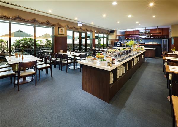 宜蘭羅東 宜泰大飯店_餐廳_餐廳