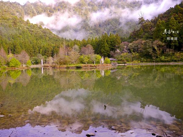 宜蘭 力麗馬告生態園區 明池山莊_景觀_景觀