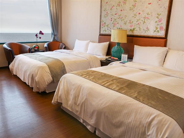 宜蘭 東森海洋溫泉酒店_套房_客房-海景房