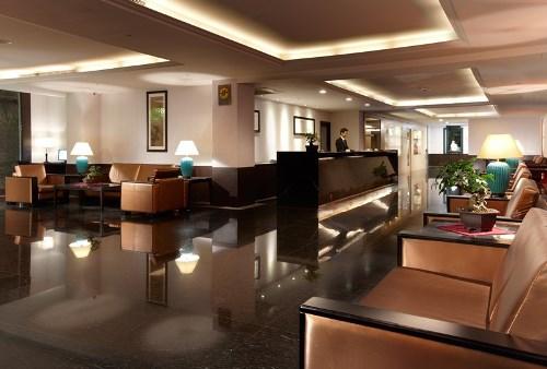 宜蘭 東森海洋溫泉酒店_大廳_大廳