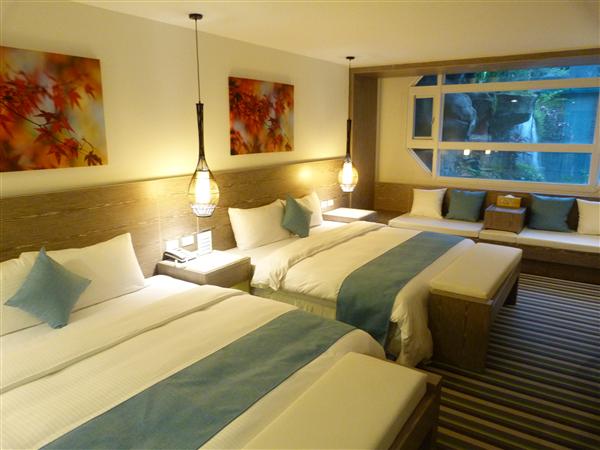 宜蘭 東森海洋溫泉酒店_客房_客房-山林之星