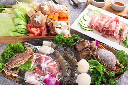 宜蘭 東森海洋溫泉酒店_餐廳_餐廳-海鮮鍋物