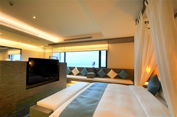 宜蘭 東森海洋溫泉酒店_客房_客房-海洋之星