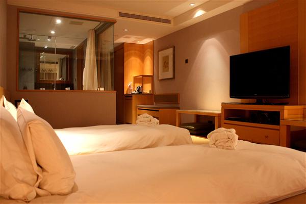 宜蘭蘇澳 瓏山林冷熱泉度假飯店_客房_和式單湯客房