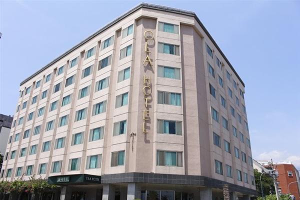 花蓮 洄瀾海景飯店  _酒店外觀_酒店外觀