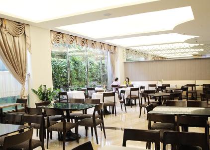 花蓮 麗軒國際飯店_餐廳_餐廳
