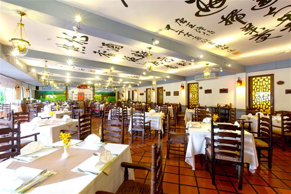 花蓮 理想大地渡假飯店_餐廳_餐廳