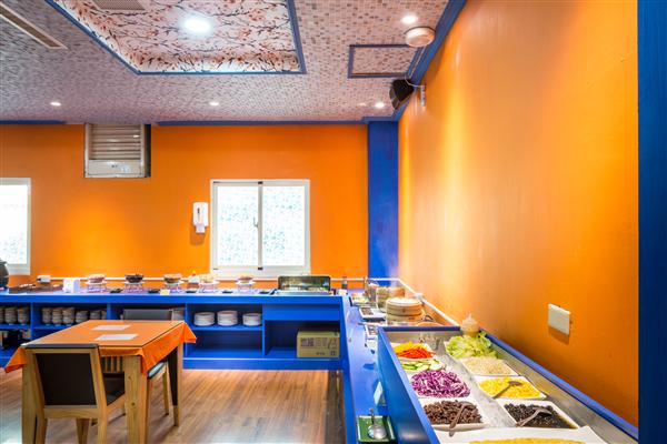台東蘋果商務旅店_餐廳_餐廳