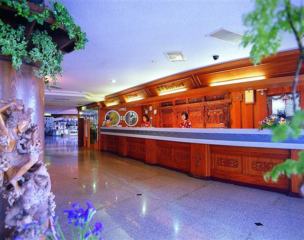 台東知本 亞灣飯店_大廳_大廳