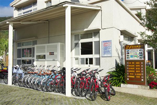 台東鹿野 21國際渡假村_娛樂設施_腳踏車區