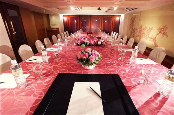 台北慶泰大飯店_會議室_會議室