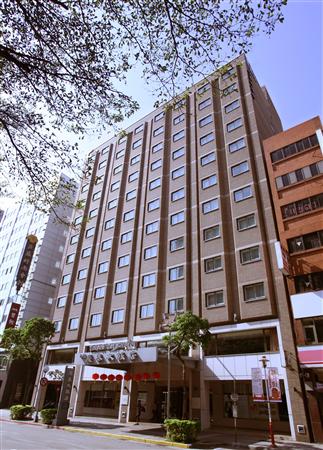 台北慶泰大飯店_酒店外觀_酒店外觀