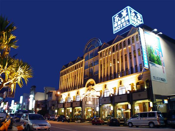 花蓮 東岸精緻商務旅館_酒店外觀_酒店外觀