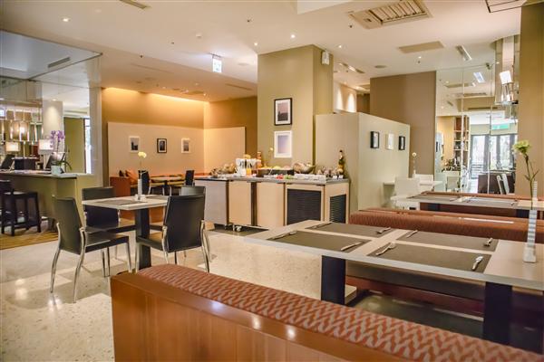 台北官邸飯店_餐廳_餐廳