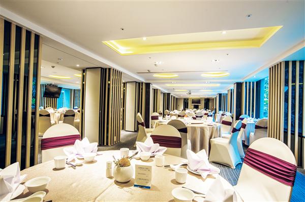 台北北投 大地酒店_中餐廳_奇岩一號中餐廳