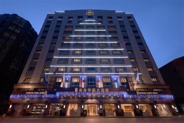 台北 華國大飯店_酒店外觀_酒店外觀