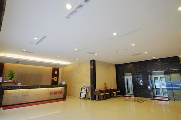 苗栗【F HOTEL 三義館】_環境_環境
