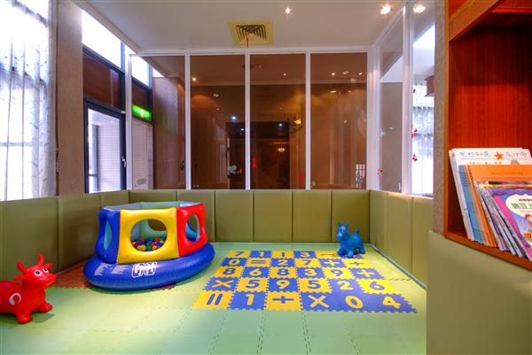 台南 F HOTEL 【台南館】_兒童俱樂部_兒童俱樂部