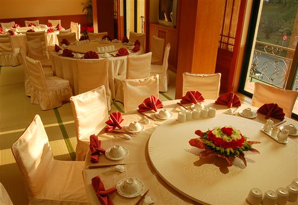 台北北投 美代溫泉飯店_中餐廳_日式宴會廳-中餐廳