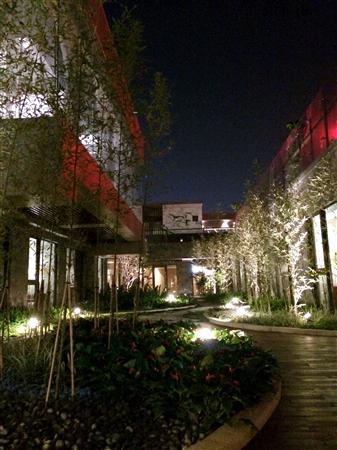 台中 星享道酒店(逢甲夜市)_花園_空中花園
