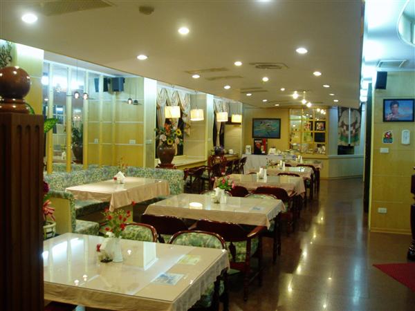台南 名世大飯店_餐廳_餐廳