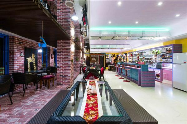 台北 俐仕商旅_餐廳_餐廳