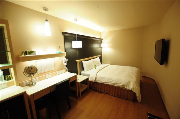 高雄康橋大飯店【站前館】_客房_標準客房