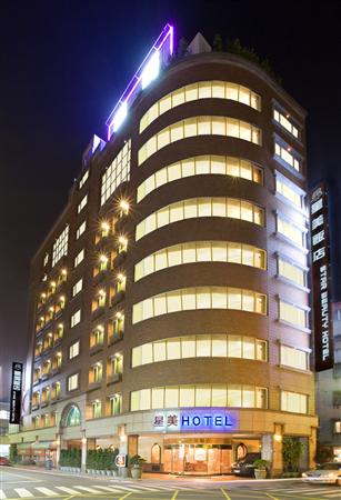 台北星美飯店_酒店外觀_酒店外觀