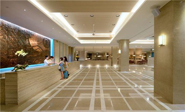 台東知本 金聯世紀酒店_大廳_大廳