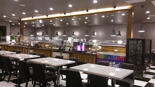 康橋商旅-台南赤崁樓館_餐廳_餐廳