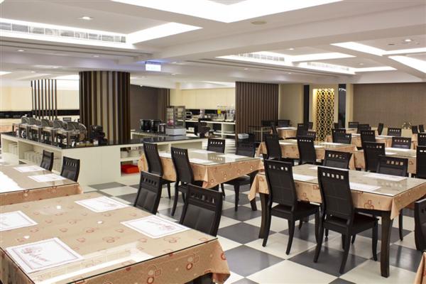 嘉義冠閣商務大飯店_餐廳_餐廳