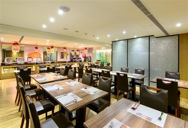 台中 星漾商旅_餐廳_餐廳