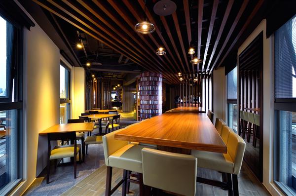 新北板橋藝宿商旅_餐廳_餐廳