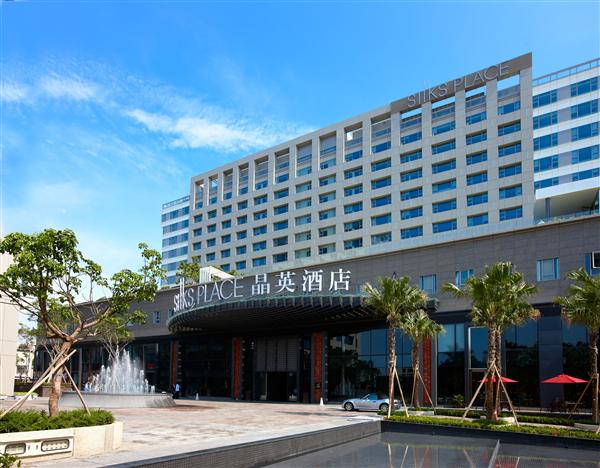 台南 晶英酒店_酒店外觀_酒店外觀