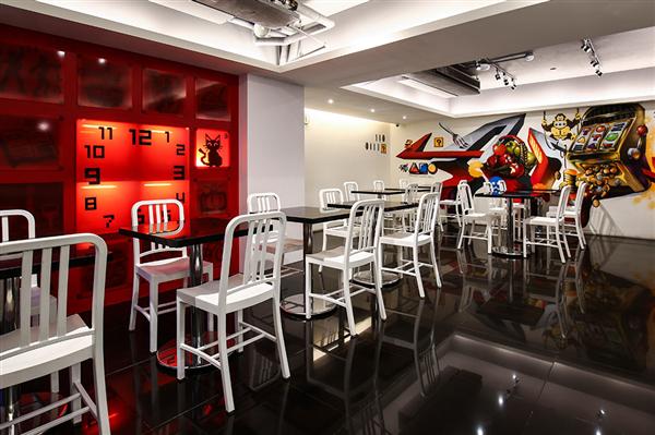 台北 新尚旅店_餐廳_餐廳