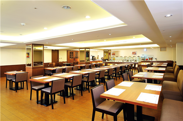 台南 富華大飯店_餐廳_餐廳
