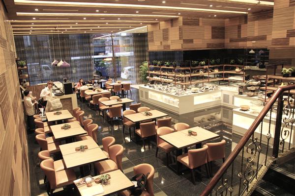 台北 首都大飯店【松山館】_餐廳_餐廳