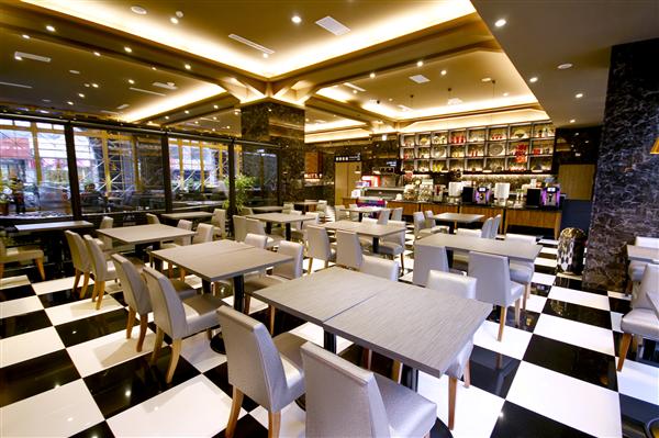 花蓮 康橋大飯店【站前館】_咖啡店_咖啡店