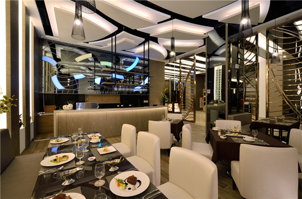 嘉義 尊皇大飯店_餐廳_餐廳