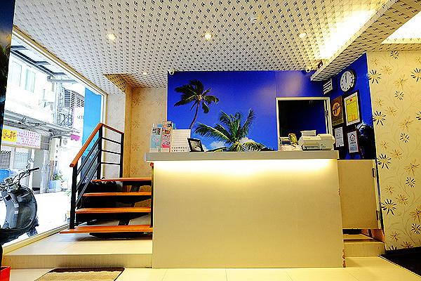 西門町幸福旅店Happiness Inn(幸福大旅社)_環境_環境