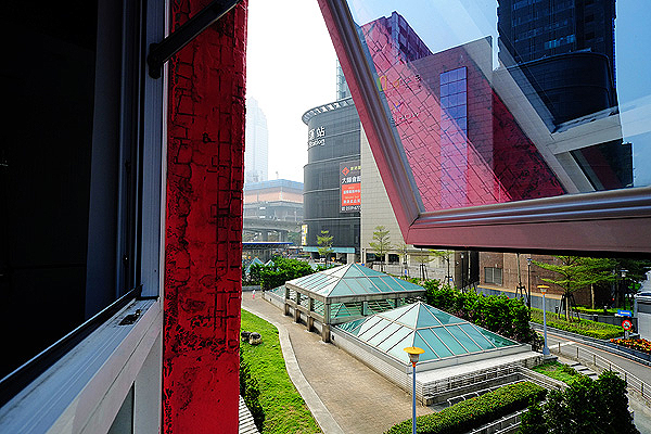 台北車站尤利西斯旅店(尤里西斯旅店)_環境_環境
