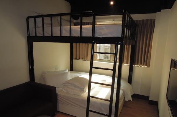 西門町銀河mini旅店(銀河旅館)_客房_客房
