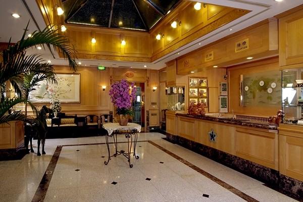 喜悅大飯店_環境_環境