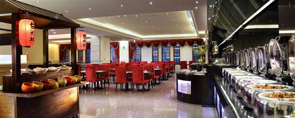 台北 台北城大飯店_餐廳_餐廳
