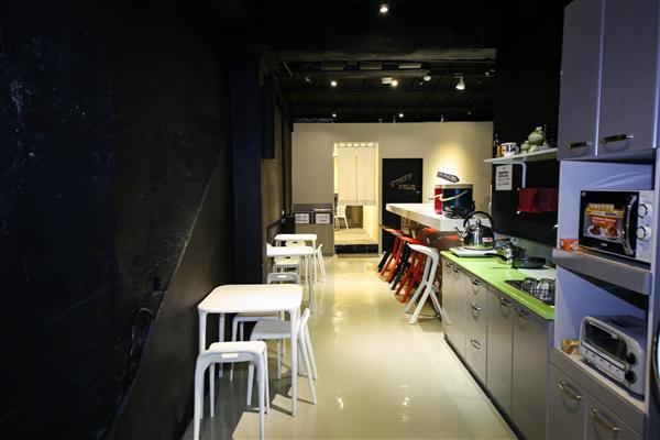 台北 貝殼窩青年旅舍 _餐廳_餐廳